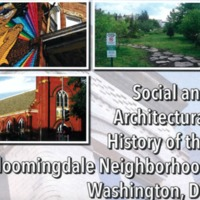 Social and Architectural History of the Bloomingdale Neighborhood Washington, DC