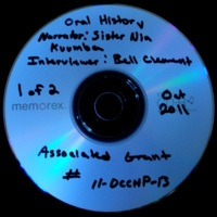 Voices on 14th Street Oral History Interview With Sister Nia Kuumba Session 1 of 2<br /><br />