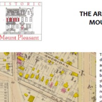 The Architectural Legacy of Mount Pleasant Street