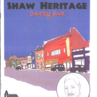 Shaw Heritage Coloring Book